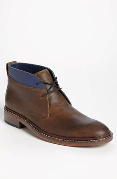Love the Cole Haan 'Air Colton' Winterized Chukka Boot on Wantering.