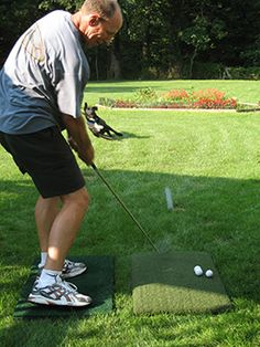 #Practice makes everyone perfect, especially in #golf and in order to get the most out of your winter #golf #practice routine Golf Score, Golf Training Aids, Golf Practice, Baseball Field, Routine, Winter, Sports, Winter Time, Hs Sports