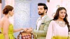 2.Ishqbaaz: सगाई की अंगूठी पहुंची अनिका के पैरो में | Anika found Tia's ...