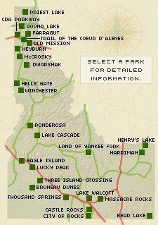 Idaho state parks http:\\visitidaho.org #stateparks #idaho