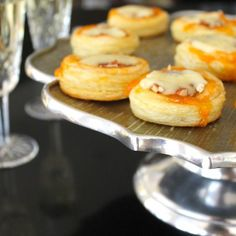 Baked Brie Bites Are Your Favorite Holiday Appetizer in Miniature Form