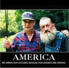 Jesco White & Popcorn Sutton. The Whites are my family on my mothers side.