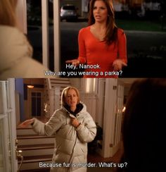 Hey, Nanook ~ Desperate Housewives Quotes ~ Season 6, Episode 8: The Coffee Cup #amusementphile