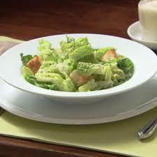 The healthy yummy Caesar #Salad :)