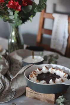 ButterScotch Pie - Tarta de Caramelo #food #foodblog #foodstyling #foodstorage #cake #recipe Butterscotch Pie, Cupcakes, Food Storage, Food Styling, Bakery, Table Decorations, Eat, Breakfast, Recipes