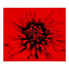 Poster-Color Therapy-Red 119