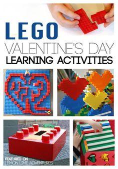 lego Valentines Day