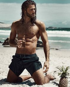 #Vikingstyle: uomini che sembrano vichinghi