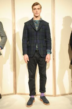 Don't normally like j.crew but their f/w 12 men's wear is awesome & I've been wearing my pants like this for 3 years. ugh