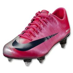 size 40 3b3c1 8c7f5 Nike Mercurial Vapor Superfly II SG Cleats (Voltage Cherry)- WANT! Nike  Cleats