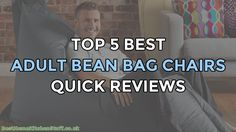 Top 5 Best Adult Bean Bag Chairs Reviewed UK :http://www.besthomekitchenstuff.co.uk/top-5-best-adult-bean-bag-chairs-reviewed-uk/