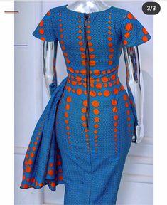 African Fashion Ankara, Ghanaian Fashion, Latest African Fashion Dresses, African Print Fashion, Africa Fashion, Short African Dresses, African Print Dresses, Ankara Dress Styles, African Traditional Dresses