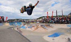 skate park du Havre Skate Park, Skating, Photos, Exterior, Urban, Google Search, City, Roller Blading, Pictures