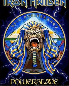 Iron Maiden Cover, Iron Maiden Band, Heavy Metal Art, Nu Metal, Hard Rock, Rock Bands, Metal Bands, Woodstock, Iron Maiden Mascot