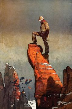 Dark Tower #2 cover by Alex Maleev | Illustration: Covers | Pinterest