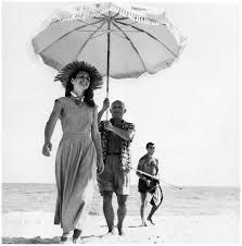 Image result for picasso and francoise gilot