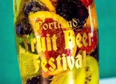 A huge festival of fruit beers shows just how far they've come.