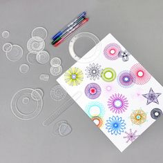 Spirograph is back,