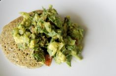 Avocado Tapenade-   Funny - Isnt that fancy talk for guacamole!!!