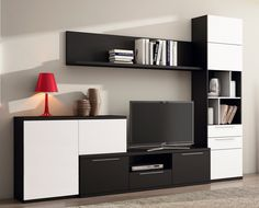 Modern Minimalist TV Desk Design Talking about decoration, room decoration becomes the most important part in beautifying the appearance of your home. Some electronic equipment and room furniture b… Best Modern House Design, Retro Coffee Tables, Living Room Tv Unit Designs, Modern Tv Wall Units, Tv Stand Designs, Muebles Living, Hall Design, Modern Minimalist, Furniture Design
