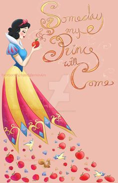 Someday My Prince Will Come by Winged-warrior.deviantart.com on @DeviantArt
