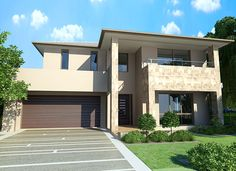 Sekisui House: Double storey designs - Aurora Collection Nuri. Visit www.localbuilders.com.au/home_builders_victoria.htm to find the perfect home for you and your family