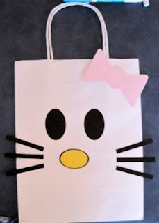 Hello Kitty goody bags