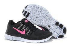 Nike Free Run 5.0 v2 Women Black Pink