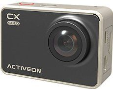 Full HD 1080P 30fps action camera with super wide FOV and 6-elements aspherical galss F/2.4 lens  Built-in Wi-Fi and 120 min battery li...