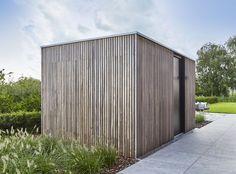 Modern tuinhuis | Bogarden