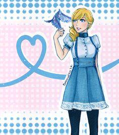 Cinderella Modern by ShaniNeko.deviantart.com on @deviantART