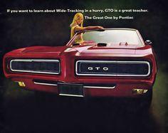 1968 GTO ad