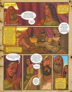 Jesus nos ama Bible Stories, Comic Books, Faith, Comics, Cover, Professor, Spanish, Bible Stories For Children, Teacher