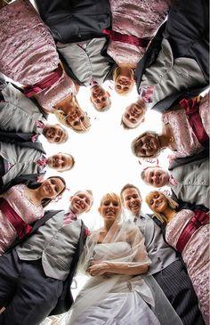 Knowsley Hall Wedding Photography – Merseyside Photographer » Pete Bristo Photography
