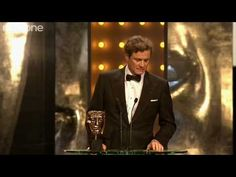 Colin Firth wins Best Actor BAFTA - The British Academy Film Awards 2010 - BBC One - YouTube