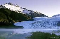 Beautiful Mendenhall Glacier