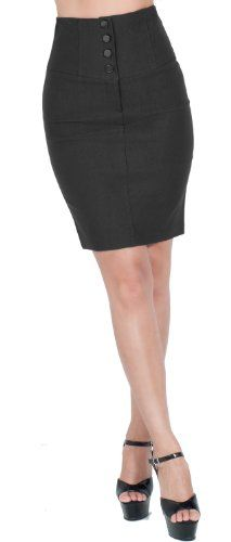 High Button Waist Fitted Formal Evening Office Cocktail Party Pencil Skirt S M L Hot from Hollywood http://www.amazon.com/dp/B00B4Z2X6Y/ref=cm_sw_r_pi_dp_utLOtb1X2TAM4ENB