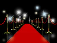 We are rolling out the red carpet for dad this weekend.  Happy Father's Day!!