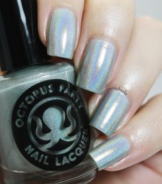 Octopus Party Nail Lacquer Spirit Mint | Pretty Girl Science