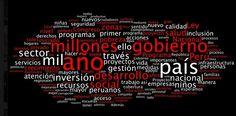 Cuatro herramientas para transformar tu texto en nubes de palabras