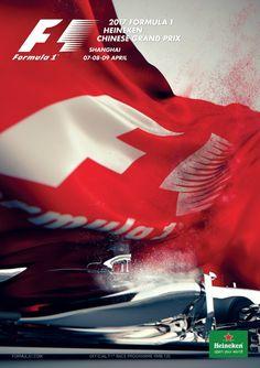 958GP - XIV Heineken Chinese Grand Prix - 2017 FORMULA 1 HEINEKEN CHINESE GRAND PRIX - GP da China - 9 de abril de 2017
