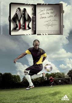 ADIDAS EUROPEAN CUP CAMPAIGN by Levon Biss, via Behance