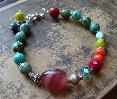 Caravan Bracelet by lstaubin on Etsy, $22.00