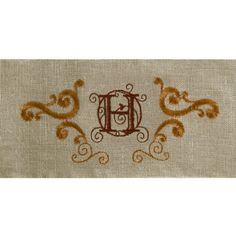 $14.00 Grasslands Road Cucina Monogram Letter Initial H Embroidered Scrollwork Tea Towels, Set of 2  From Grasslands Road   Get it here: http://astore.amazon.com/ffiilliipp-20/detail/B005JY9IPK/181-8903265-1138462