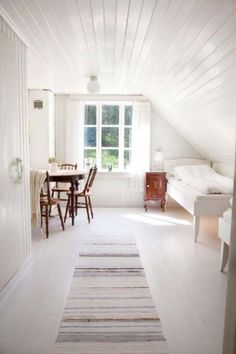 Are you a homeowner looking for a way to create an escape space for yourself in the comfort of your own home? Attic Renovation, Attic Remodel, Attic Bedrooms, Loft Room, Attic Spaces, Secret Rooms, Cheap Home Decor, Sweet Home, New Homes