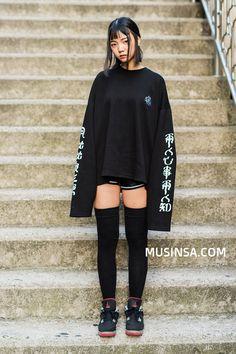 #MUSINSA street style2016