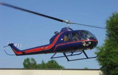 FH1 100 (Fairchild Hiller) USA Pict 1 of 4 Useful Load 606kg, Max Cruise Speed 194km/h