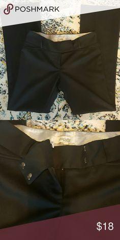 Size 2 long dress pants inseam