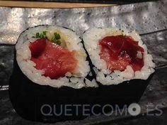 Tekamaki | Restaurante japonés Osushi en Vigo