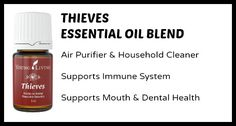 Thieves Essential Oil Uses for Moms and Kids at B-Inspired Mama